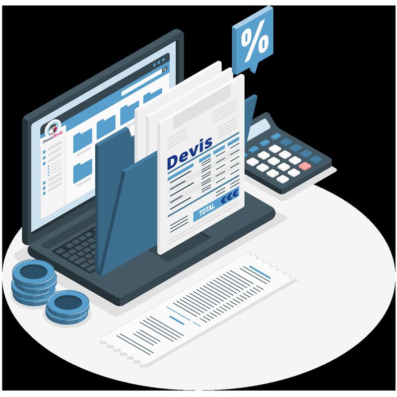 Notre expertise Prestashop pour votre boutique en ligne, Agence Impulsion