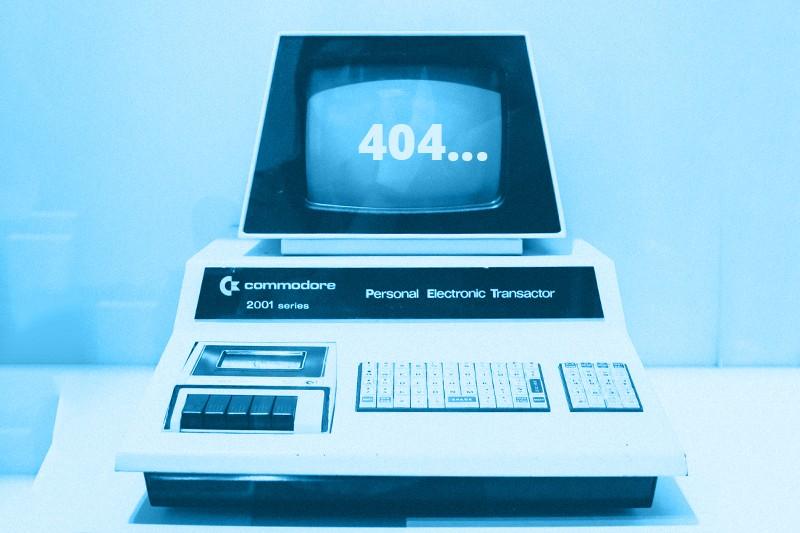 Pages Erreur 404 personnalisées