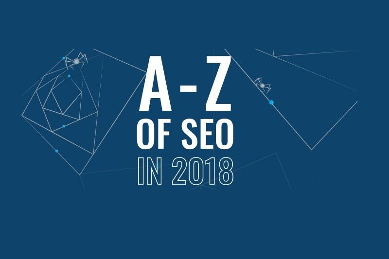 Infographie : Le SEO de A à Z en 2018